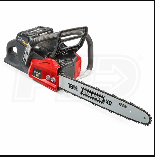 Snapper SXDC82 Electric Chainsaw Black friday